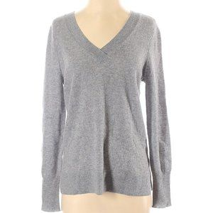NWT Halogen Cashmere Pullover Sweater Long Sleeves